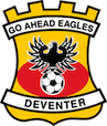 Escudo Go Ahead Eagles