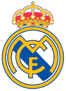 Escudo Real Madrid Feminino
